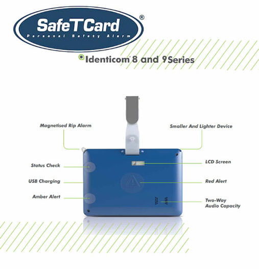 SafeTCard Adelaide; Personal Alarms Adelaide